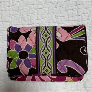 Vera Bradley Purple Punch Wallet